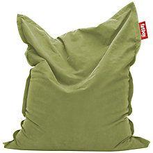 Buy Fatboy Original Stonewashed Bean Bag Online at johnlewis.com