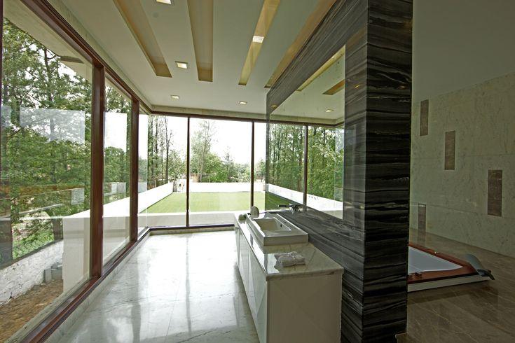 Sachdeva Çiftlik Evi / Mekanlar Architects @ ka - 11