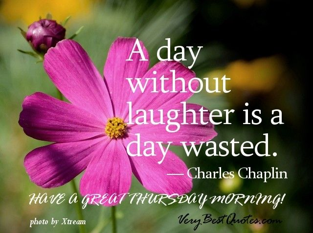 Thursday Morning Quote ~ Charlie Chaplin