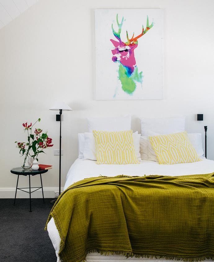 garage bedroom addition%0A A Heritage Sandstone Cottage Renovation