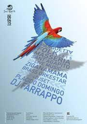 #Pasquetta Folk 2015,un contenitore di convivialità, con #ZIGANAMAMA alla Masseria Sant'Agapito di #Lucera (Fg). Vi aspettiamo lunedì 06 aprile 2015