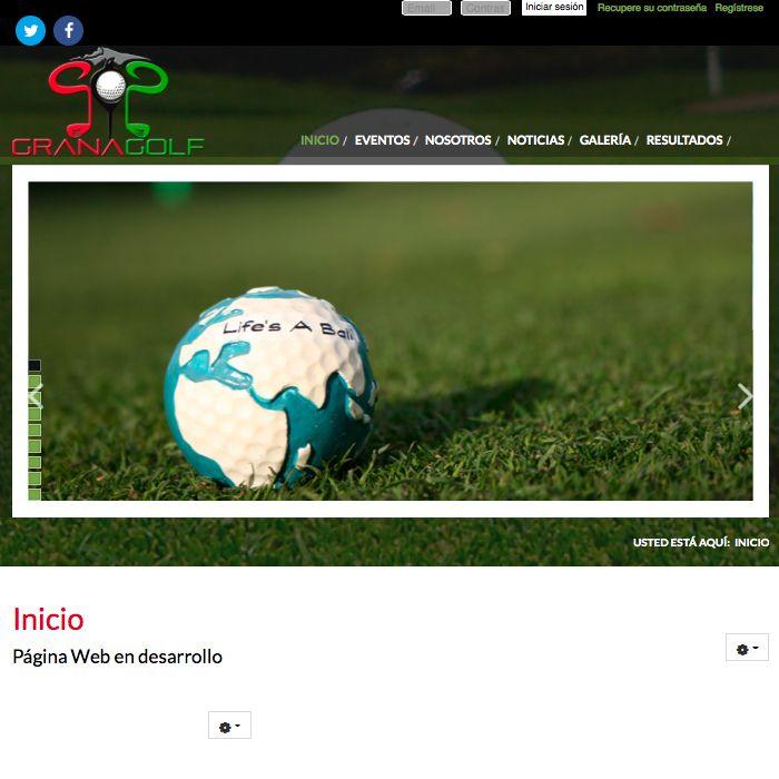Web desarrollada por idesi.net