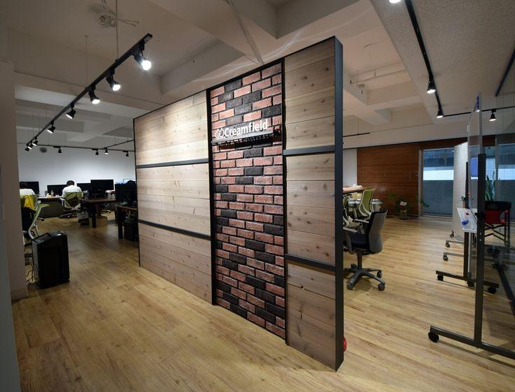 発想が広がるクリエイティブなオフィス|オフィスデザイン事例|デザイナーズオフィスのヴィス