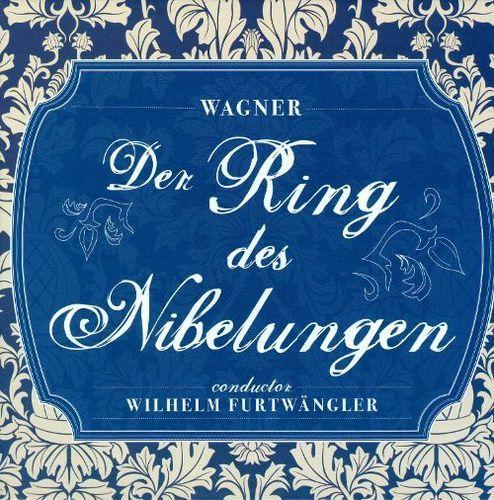 Wagner: Der Ring des Nibelungen (La Scala, 1950) [CD]