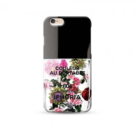 Etui na iPhone IPHORIA COULEUR AU PORTABLE FLOWER CHIQUE IPHONE 6 www.bag-a-porter.pl #fashionable #iphone #fun