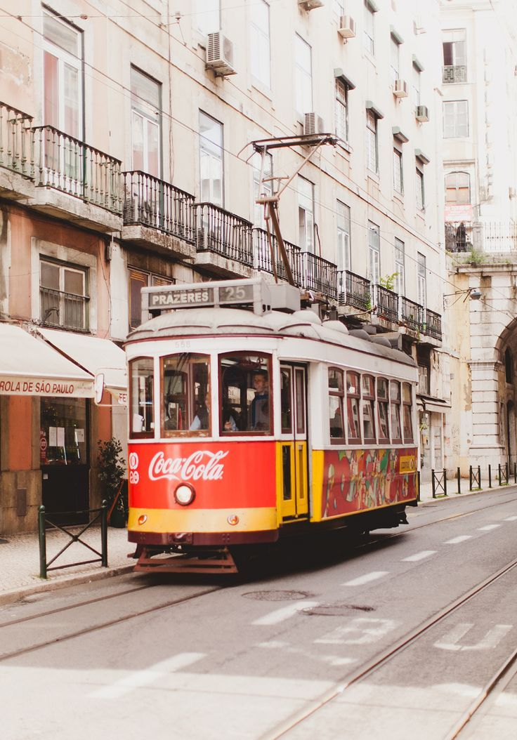 My Guide to Lisbon - via WishWishWish 02.01.2015 | Lisbon is a beautiful city, from it's signature cobbles to it's colourful tiles. I love just wandering the streets, and of course, eating all the pastries I come across. I hope these tips help get your trip to Portugal off to a great start! portugal travel tips #portugal #travel #tips #traveltips