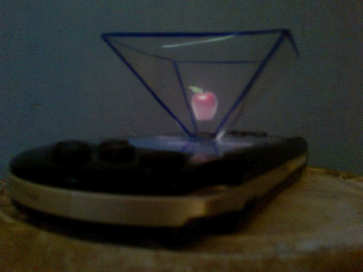 Como hacer un holograma casero exageradamente fácil - Taringa!
