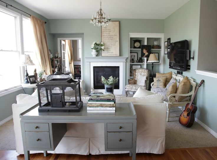 decorating a long narrow living room | Working With: A Long, Narrow Living Room