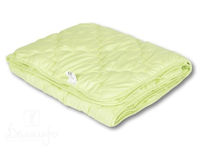 Одеяло детское стеганое АЛОЭ-МИКРОФИБРА 110х140Л от производителя АльВиТек (Россия)
