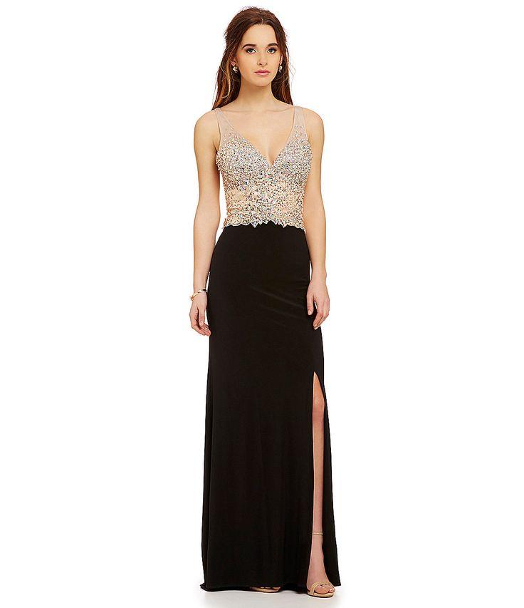 Fashion Double Heart Prom Dresses