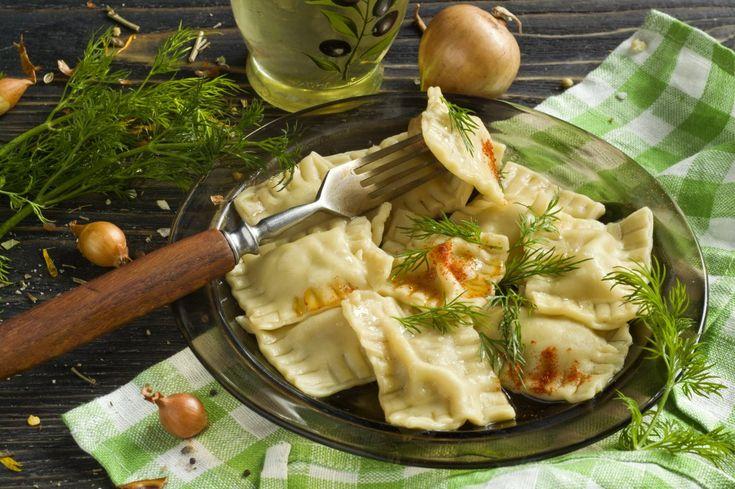 Равиоли с мясом. Пошаговый рецепт с фото - Ботаничка.ru