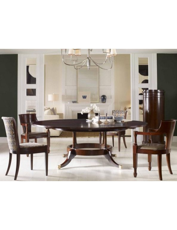 Century Furniture Chandler Telescoping Table Jupe Tables Dining Room