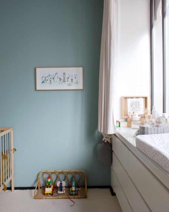 dix blue farrow and ball colores kids room paint. Black Bedroom Furniture Sets. Home Design Ideas