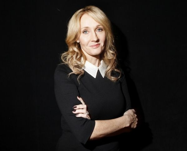 book author photos | JK Rowling New Book 2013: It's Not A 'Harry Potter' Sequel ...