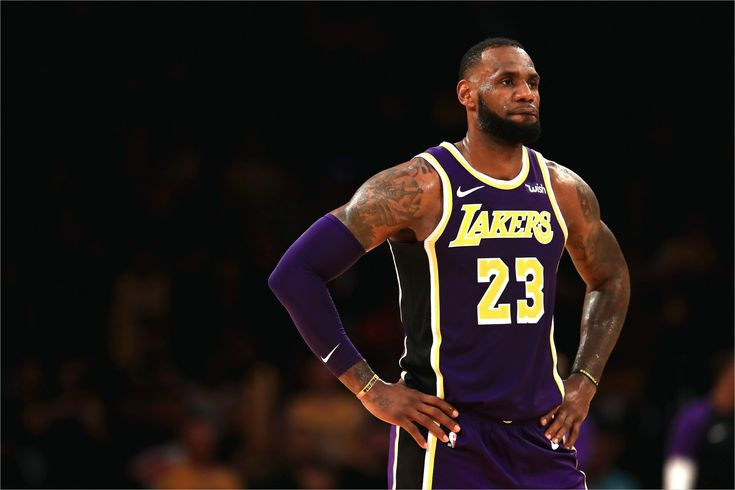 La Lakers 4k Wallpaper In 2020 Lebron James Lebron James Lakers La Lakers