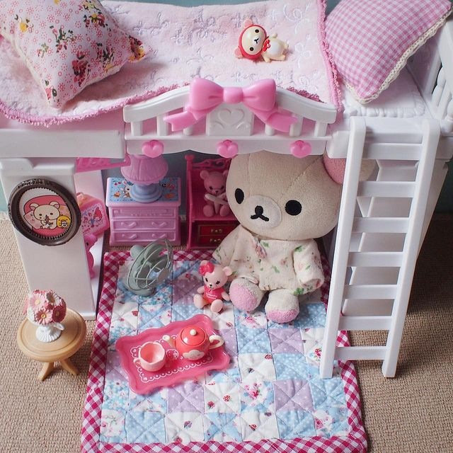 Kawaii And Bedrooms