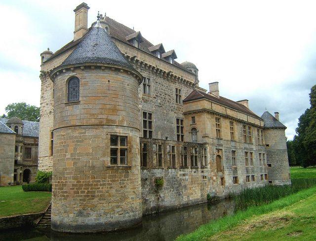 Le Château du Pailly, Haute-Marne, France