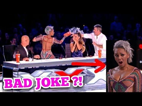 Mel B Reveals How The Spice Girls Got Their Names - YouTube