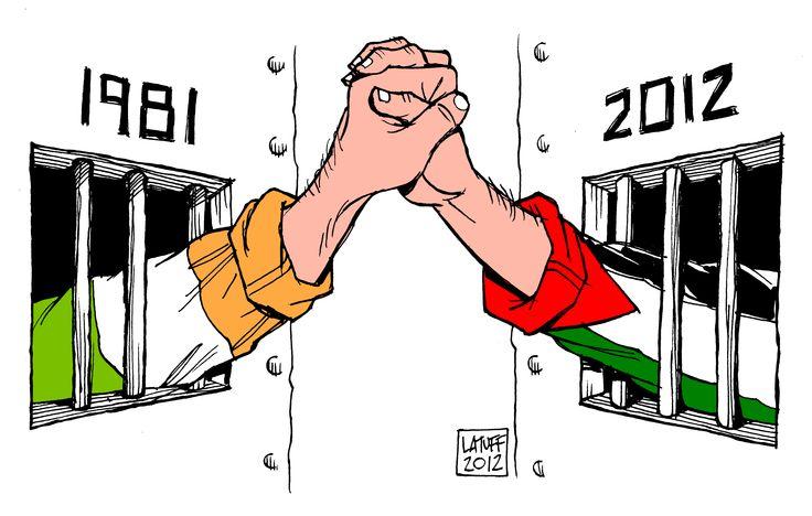 Solidaridad irlandesa con Palestina