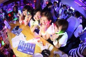 大阪の変なパーティー(クルーズ多い)