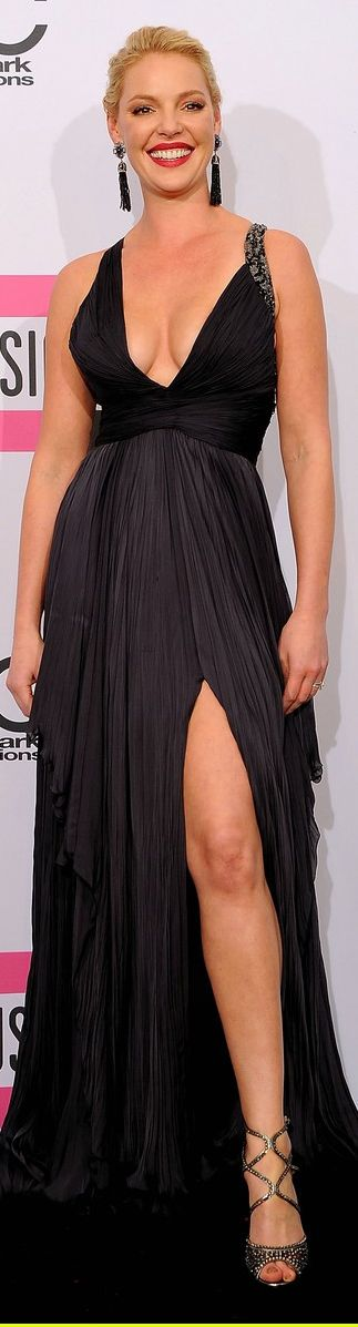 Red Carpet fashion dress #black                                                                                                                                                                                 More