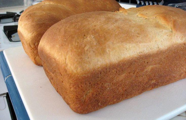 Homemade Egg Bread for Texas Toast | freshfromthe.com