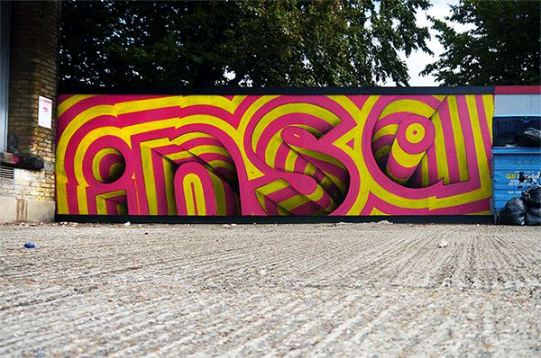 New Hand painted and Animated GIF iti by INSA