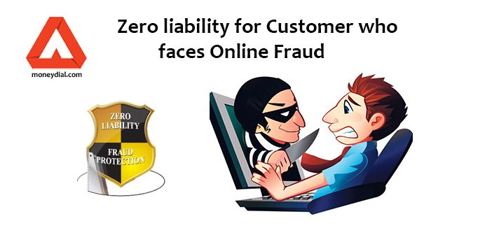Zero liability for Customer who faces Online Fraud. If the customer inform the…