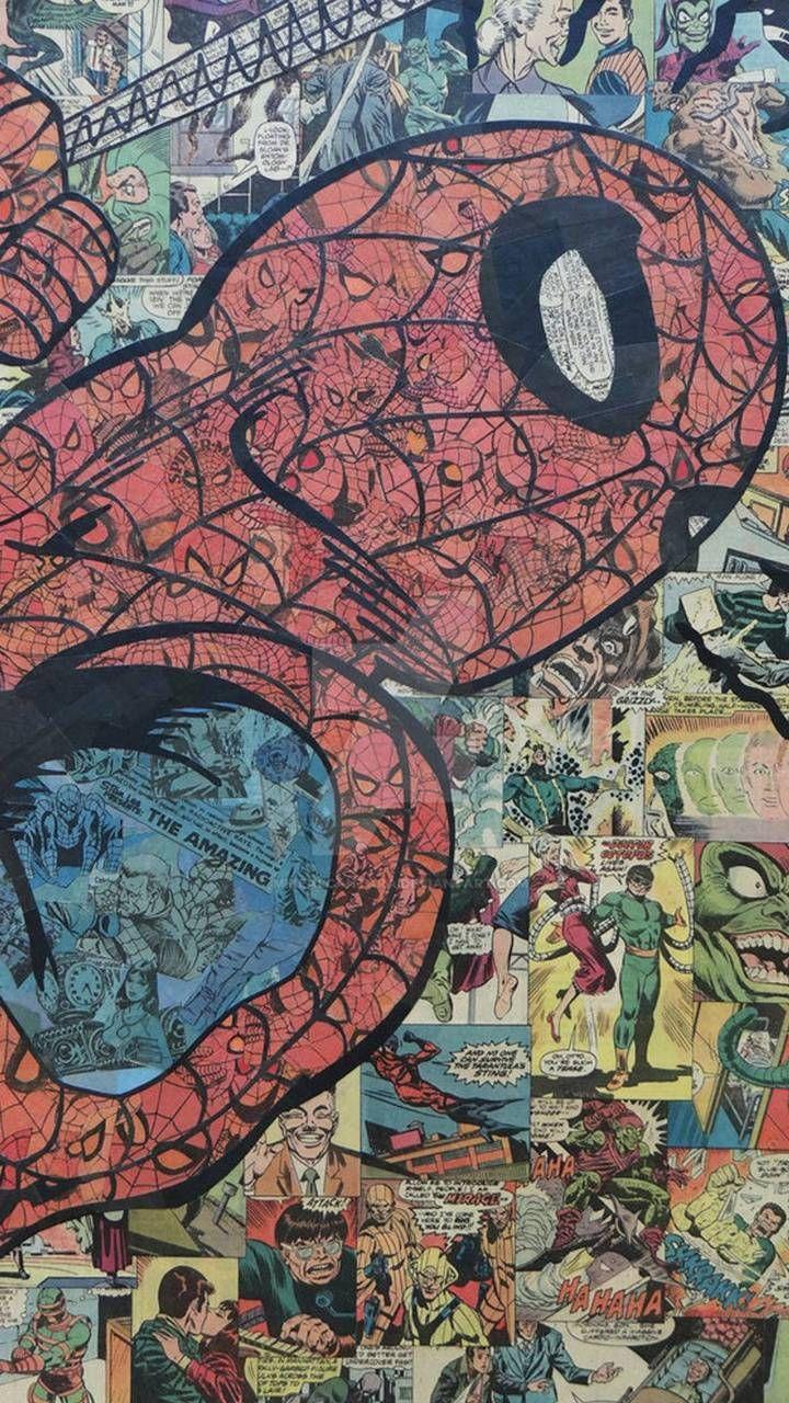 Best Free 4k Marvel Wallpapers Cool Backgrounds Marvel Phone Wallpaper Spiderman Comic Art Spiderman Comic