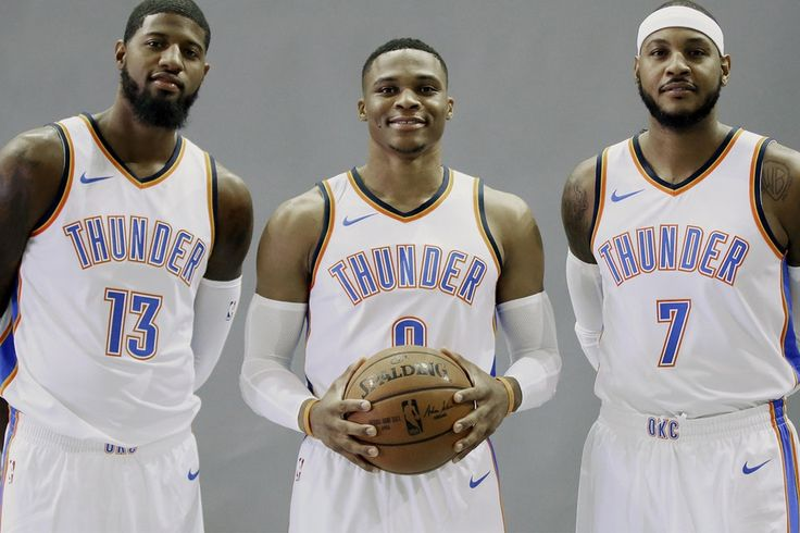The Oklahoma City Thunder Is Now The Highest-Paid Team in Sports