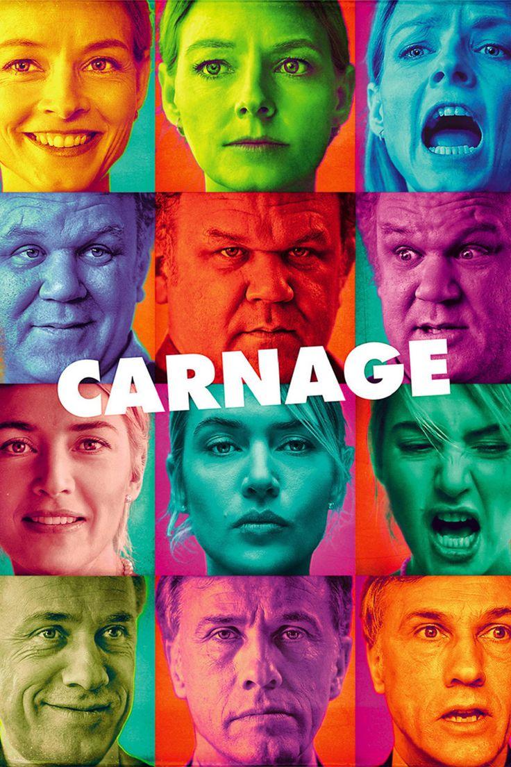 Carnage — Roman Polanski, 2011