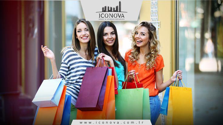 Keyifli bir alışveriş Iconova Cadde ile sizleri bekliyor olacak. #iconova http://goo.gl/xQ9oMw