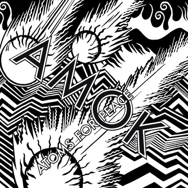 Atoms for Peace - AMOK Available to Stream #music #AtomsForPeace #AMOK