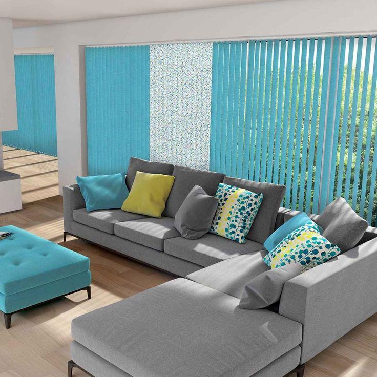 Новый взгляд на вертикальные жалюзи в доме #window #blinds #interior #шторы #жалюзи #вертикальныежалюзи #декорокна