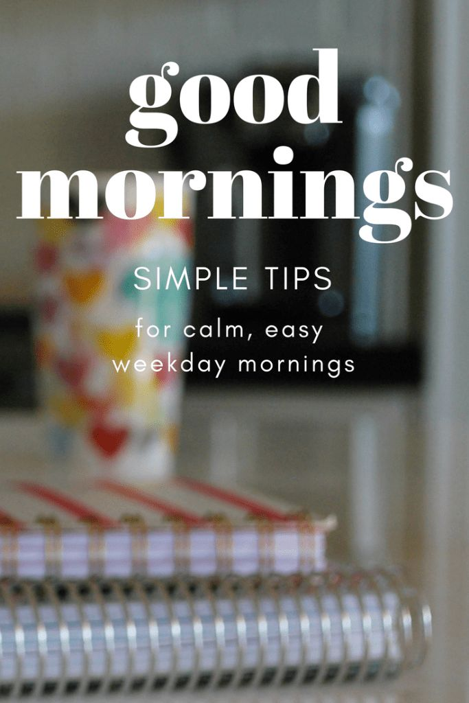 A simple morning routine for sensitive skin!