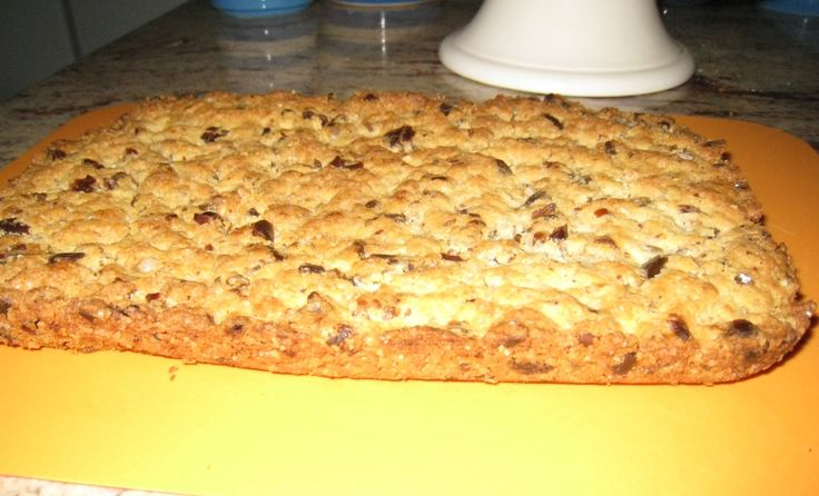 Date delight slice by efthermo on www.recipecommunity.com.au
