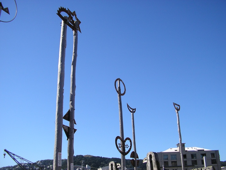 Photos of Wellington Waterfront! For materials