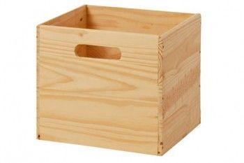 Modulo cases Brut » Caisse de rangement avec 1 poignée