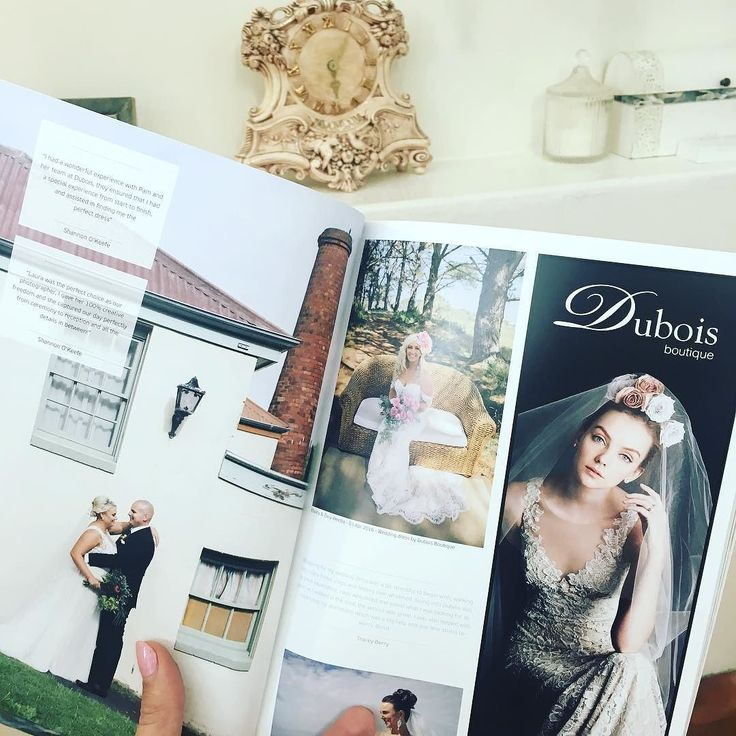 @duboisboutique now are stocked up with wedding magazines!  #weddings3280 #socialcatnetwork #shop3280 #love3280 #destinationwarrnambool #warrnambool by socialascat