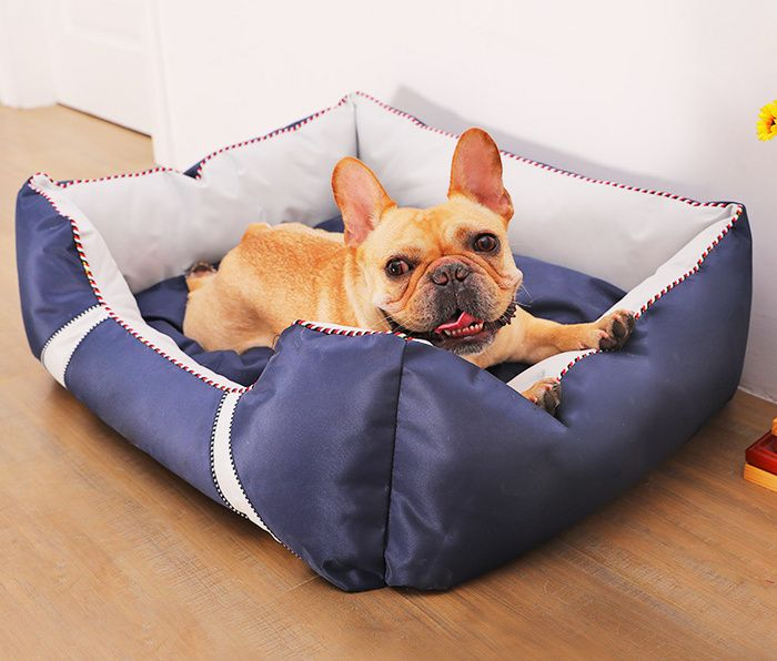Pet Kennel General Purpose Golden Haired Medium And Large Dog Cushion Dog Removable Washable Waterproof Bi Pet Kennels Large Dog Cushion Pet Supplies Wholesale