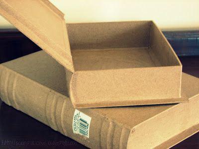 Scrimpalicious: A New Arrival + DIY Book Boxes