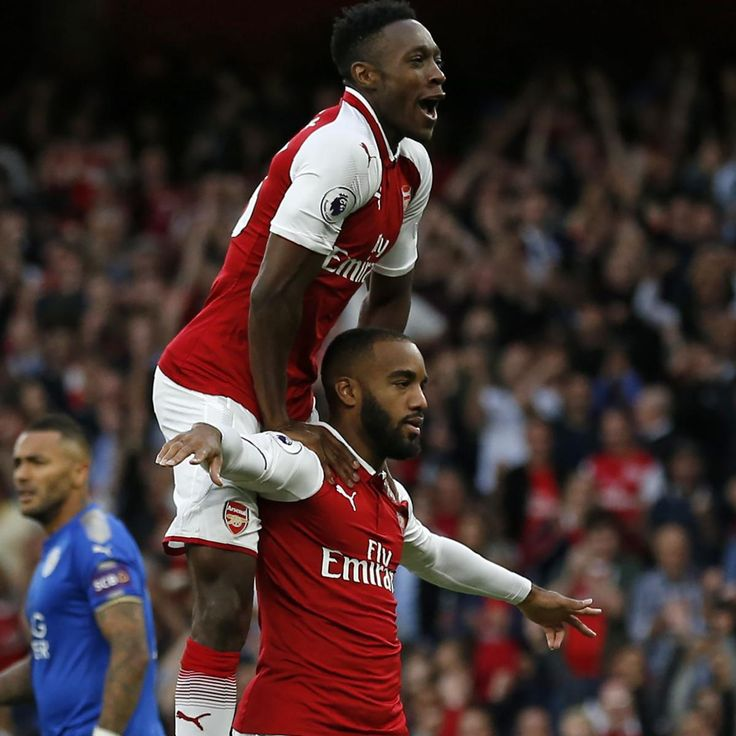 Arsenal Transfer News: Latest Rumours on Alexandre Lacazette and Danny Welbeck