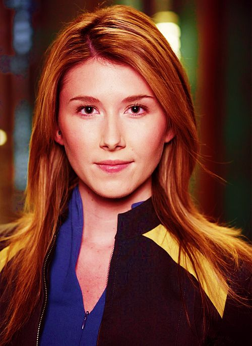 Jewel Staite as Dr. Jennifer Keller  stargate atlantis