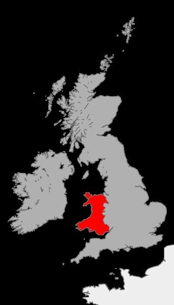 Wales!