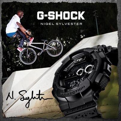 The G-Shock X Nigel Sylvester collaboration watch #gshock #nigelsylvester