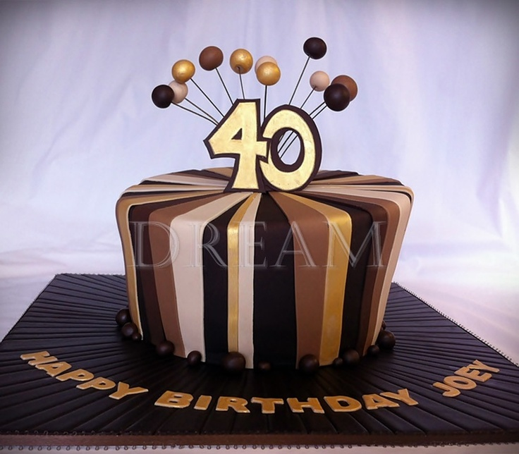 40th Birthday Cake Images Male : 17 Best images about Over the Hill on Pinterest 40th ...