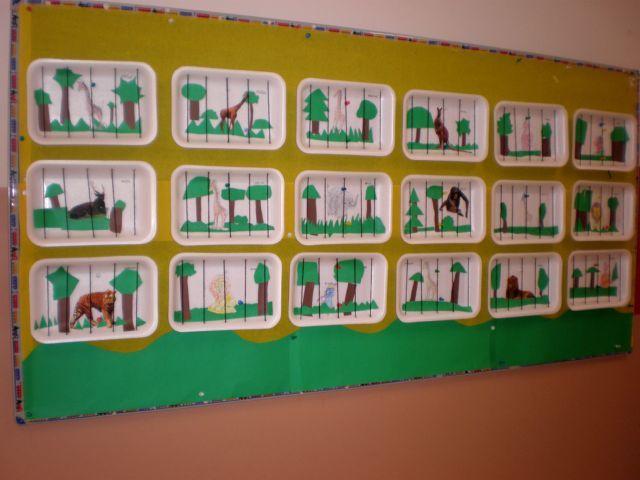 Classroom Zoo Ideas : Best zoo theme images on pinterest preschool school