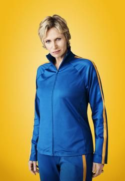 50+ Halloween Costume Ideas- If you've got a track suit laying around you can go as Coach Sue Sylvester from the hit TV show Glee. Add a microphone and the ability to rapidly fire witty insults for a complete costume.