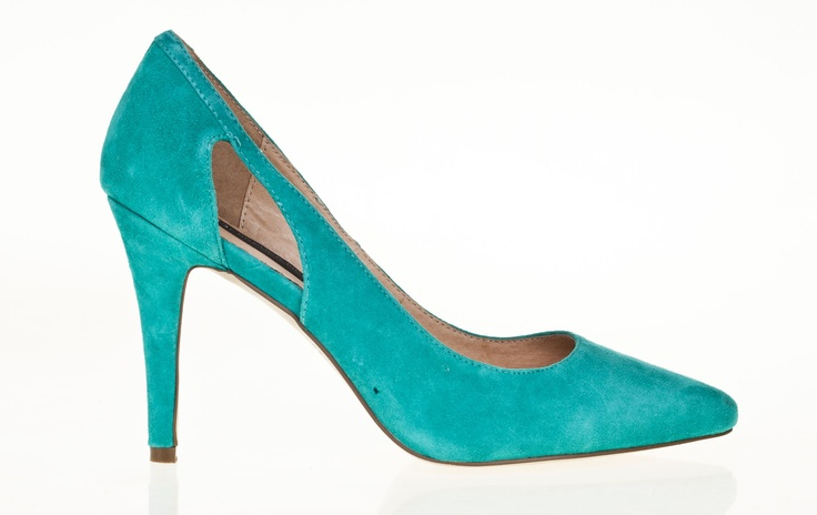 Suede-look courts from Forever New
