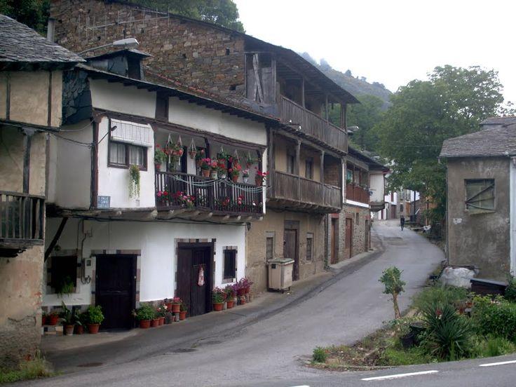 Pereje, León, Camino de Santiago